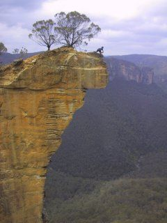 Hanging Rock and Baltzer Lookout - Bushwalking NSW