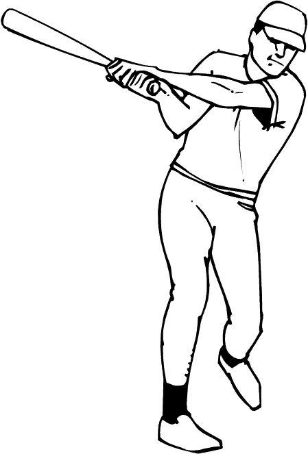 Dibujos para Colorear Deportes 37
