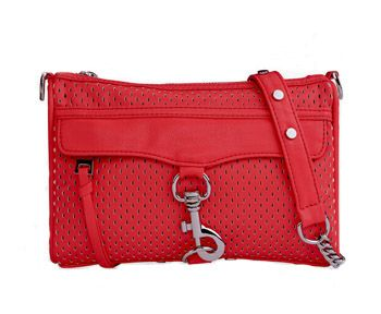 Red Colour Sportive Women Tote Bag