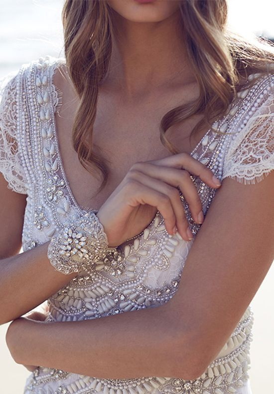Anna Campbell - Wedding Dresses 2015 Spirit Collection- see every last dress here