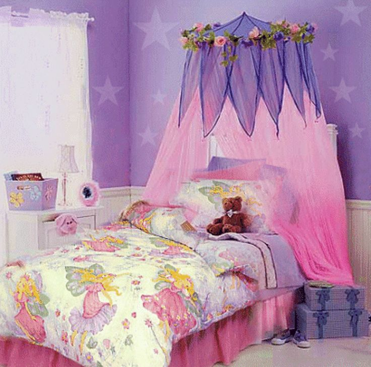 Posh Tots Decorate The Princess Bedroom Walls With Fun Princess Themed800 X  792