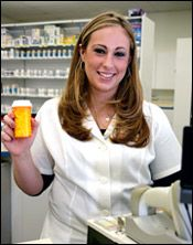 Where should you look for pharmacy technician jobs?