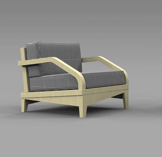 https://flic.kr/p/BfXH4V   Andreas by Giovanni Cardinale Designer   Andreas is an armchair with wooden structure that supports two pads made of flexible polyurethane foam covered with fabric covers with a pleasure.  The large seat makes it very convenient and comfortable lends itself to decorate any space where there is a need for a session.  Dimensions: 89x95x81h.