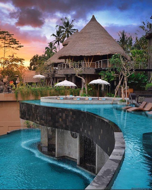 The Kayon Jungle Resort Ubud Bali Indonesia Bali Honeymoon Jungle Resort Ubud Resort Resort