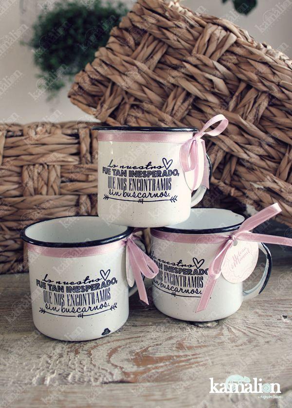 www.kamalion.com.mx - Recuerdos / Favors / Pocillo / Peltre / Tazas / mezcal / Tequila / Café / Té / Wedding / Boda / Shots / pink / Rosa / Giveaway / Cup / Detalles.