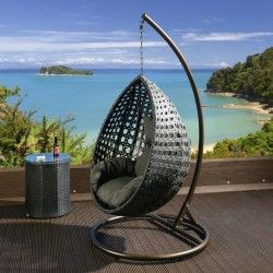 Garden Furniture Pod 35 best hanging rattan egg pod outdoor chairs images on pinterest
