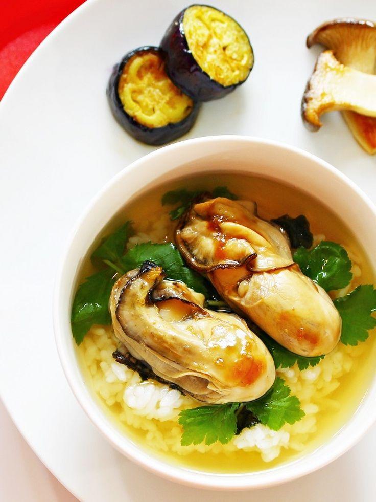 牡蠣のしぐれ煮だし茶漬け☆ by 和田 良美 | レシピサイト「Nadia | ナディア」プロの料理を無料で検索