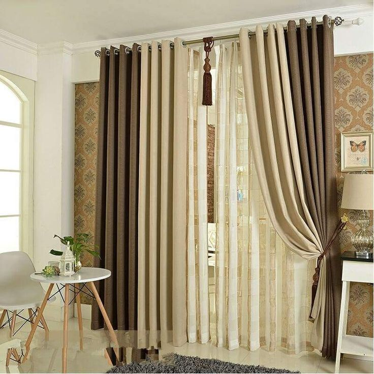 Cheap Linen Window Curtains, Buy Quality Window Curtains Directly From  China Blackout Window Curtain Suppliers: [byetee] High Quality Beige Coffee  Bedroom ... Part 71