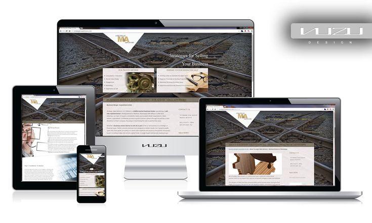Strategic M&A Advisors web site re-design, SEO, PPC and online marketing.