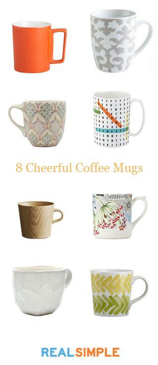 8 cheerful coffee mugs for your cuppa joe