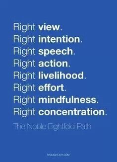 The Buddha has revealed for us the Noble 8-Fold-path. Follow this path and know that you have buddha-nature.