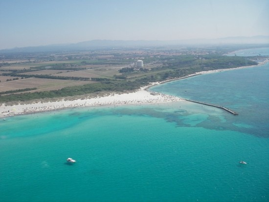 Spiagge Bianche Vada (LI) Toscana
