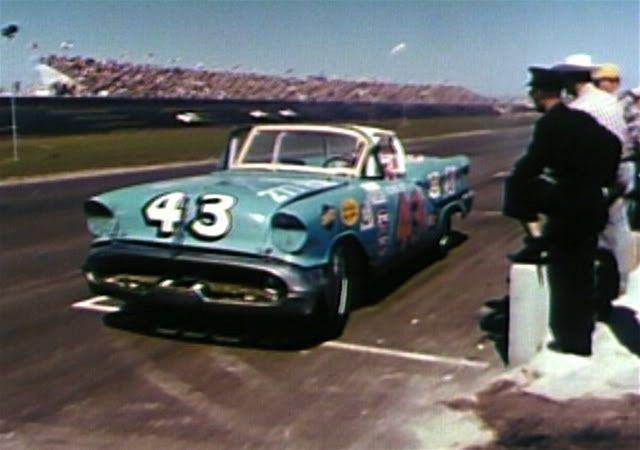 Richard Petty 1957 Olds