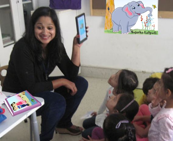 AUTHOR OF 230+ CHILDREN BOOKS !!  http://getyourbookreviewed.blogspot.in/2014/04/interview-of-sujatha-lalgudi.html