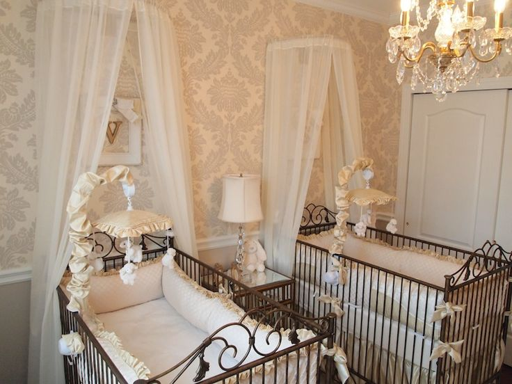 25 best Elegant traditional girl nursery ideas on Pinterest