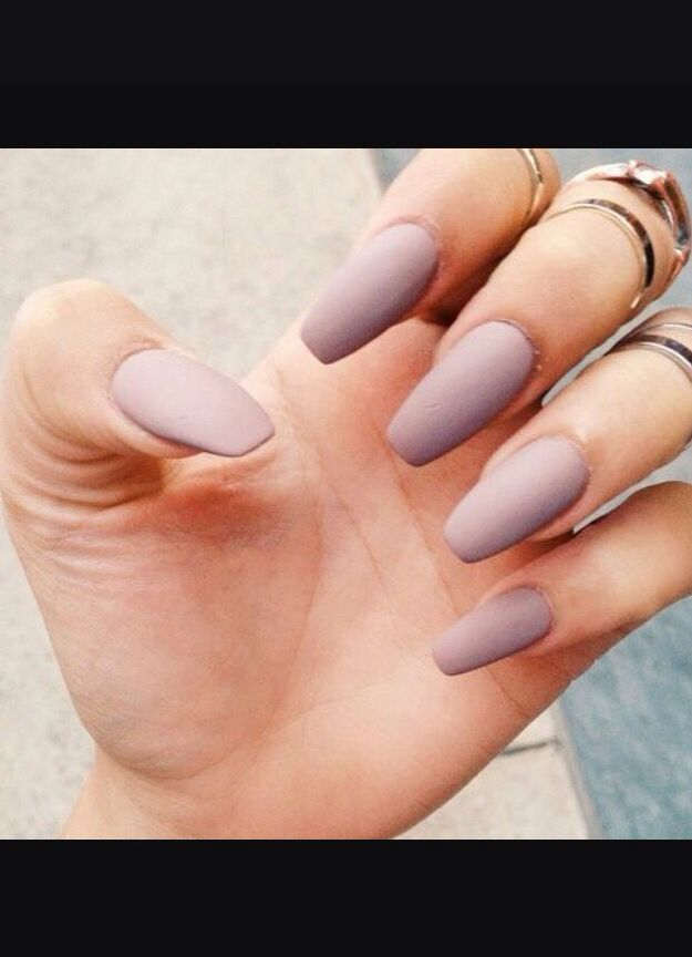 Most Nail Polish Trends 2016
