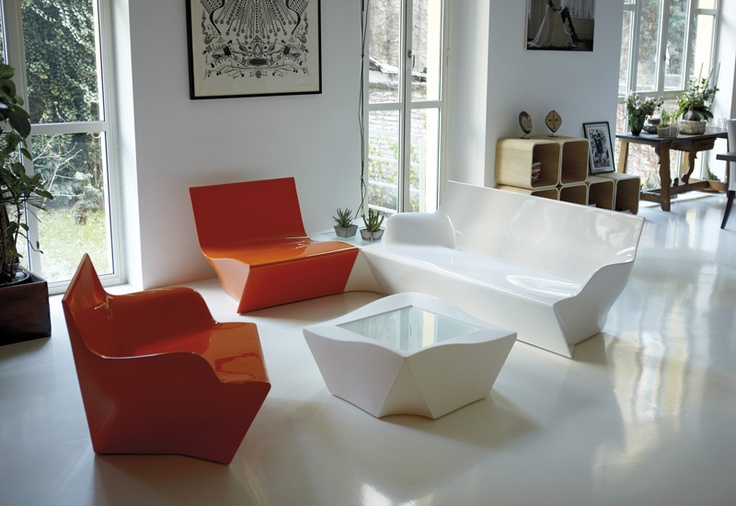 KAMI collection, design by Marc Sadler for SLIDE