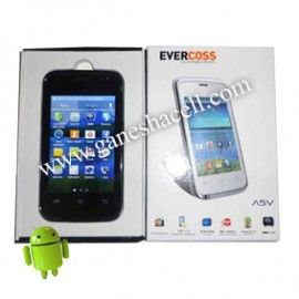 EVERCOSS A5V, 3G dan HSPA+, TV Analog