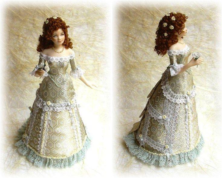 Миниатюрные куклы Elisa Fenoglio.. Обсуждение на LiveInternet - Российский Сервис Онлайн-Дневников