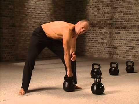 Pavel Tsatsouline - More Russian Kettlebell Challenges 2003 - YouTube