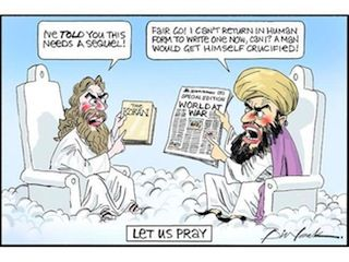 Australian newspaper publishes Mohammed cartoon   P.M. NEWS Nigeria