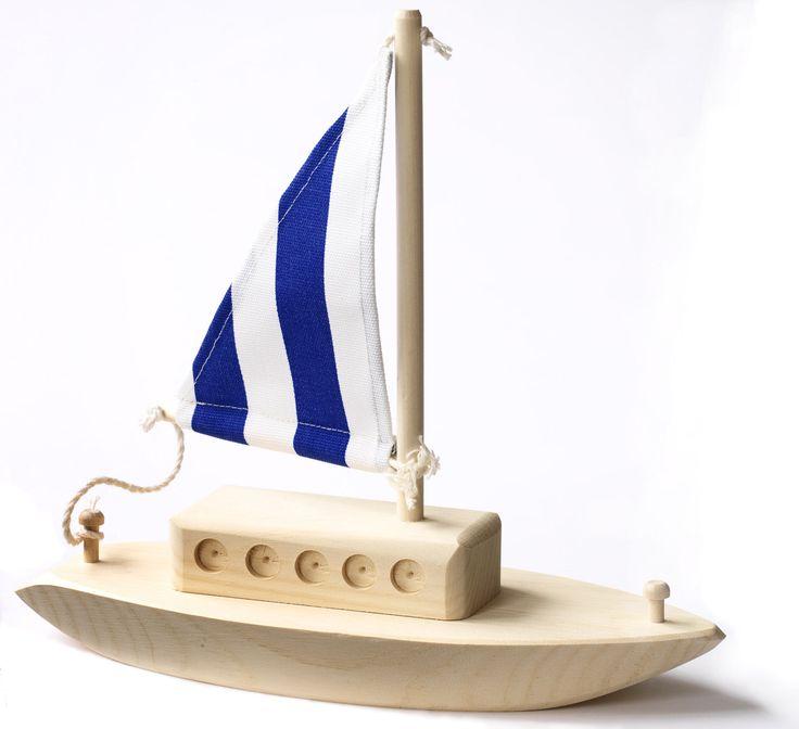 Поделка лодка из дерева своими руками