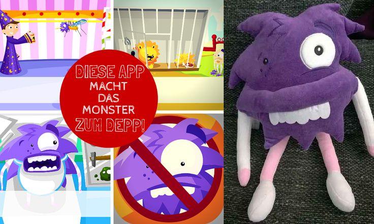 Gewinnspiel: Husch Monster! › Die Testfamilie - Produkttestblog und Familienblog