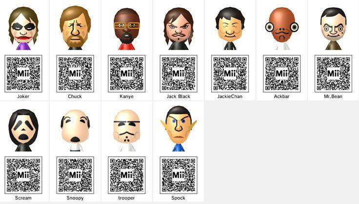 Dantdm Qr Code Mii List: It Is Kinda Funny. I Guess.