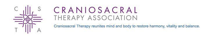 Die Craniosacral Therapy Association des Vereinigten Königreichs logo