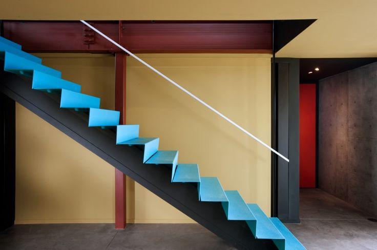 Oklahoma Case Study House | Fitzsimmons Architects.
