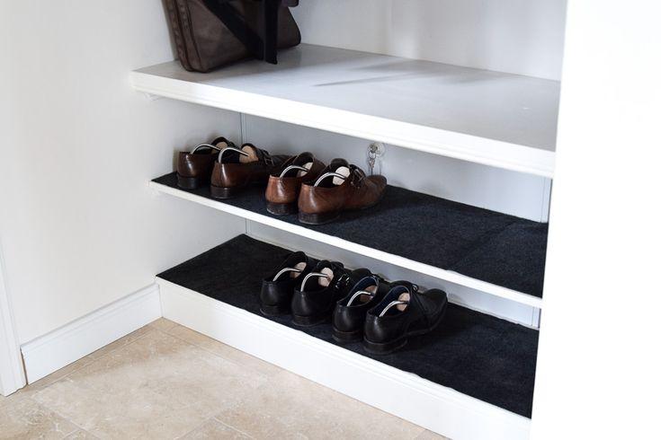 5 Schritte zum Erfolg: Garderobe mit Schuhregal selber ...