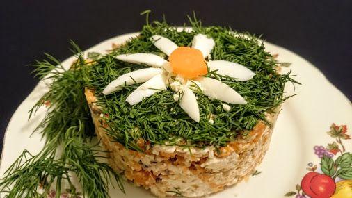 Салат с курицей и шампиньонами вкусно и быстро. Ингредиенты для праздничного салата: Курица (куриная грудка) 400 гр. Грибы шампиньоны 200 гр. Морковь 500…  -  Andrey Mashnich– Google+