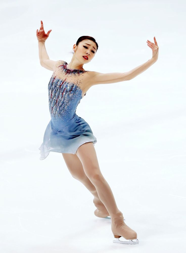 Yuna Kim of South Korea #photography #sports #figureskating #yunakim