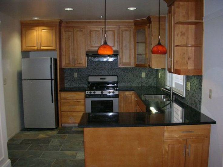 Kitchen Lights In Black