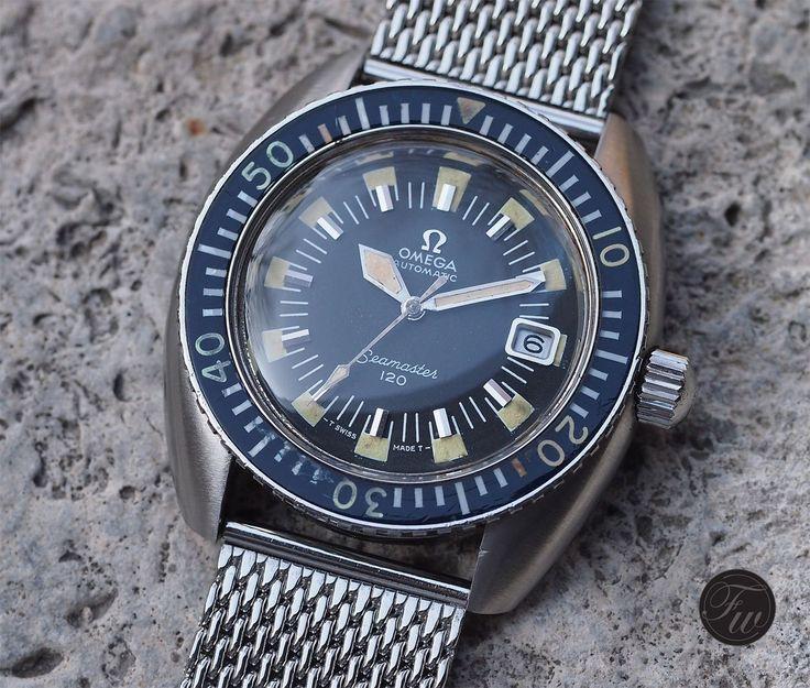 Omega Seamaster 120