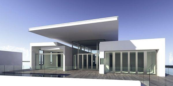 Impressive Minimalist Style Home Design