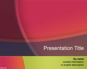 Color Mix PowerPoint Template is a free PPT template with a color mix scheme that you can download and use in your PowerPoint presentations or elevator pitch