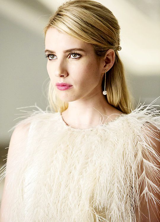 """**claimed by Danae @xBraveNewWorldx [Name: Cathleen Feeny] [Age: 20] [Height: """"5,2""""] [Known Relatives: Robert """"Richy"""" Feeny (Father)] [Personality: Stuck up, Bossy, Control Freak] [Division: Archives] **Fc: Emma Roberts**"""