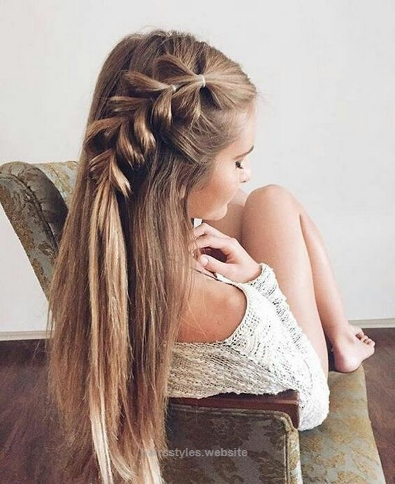 Cool 100+ Cute Easy Summer Hairstyles For Long Hair femaline.com/…  The post  100+ Cute Easy Summer Hairstyles For Long Hair femaline.com/……  appeared first on  Haircuts and Hairstyles .