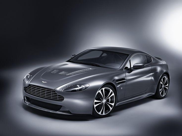 Beau Aston Martin Vantage  This Is A Fast Car!
