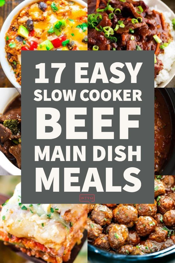 65 Healthy Crockpot Dinner Recipes Easy Slow Cooker Meals With Images Healthy Crockpot Dinner Recipes Dinner Recipes Crockpot Crockpot Dinners Healthy