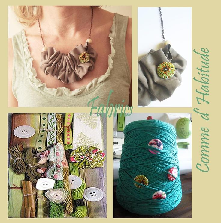fabrics  https://www.facebook.com/CommeDHabitudeAccessories