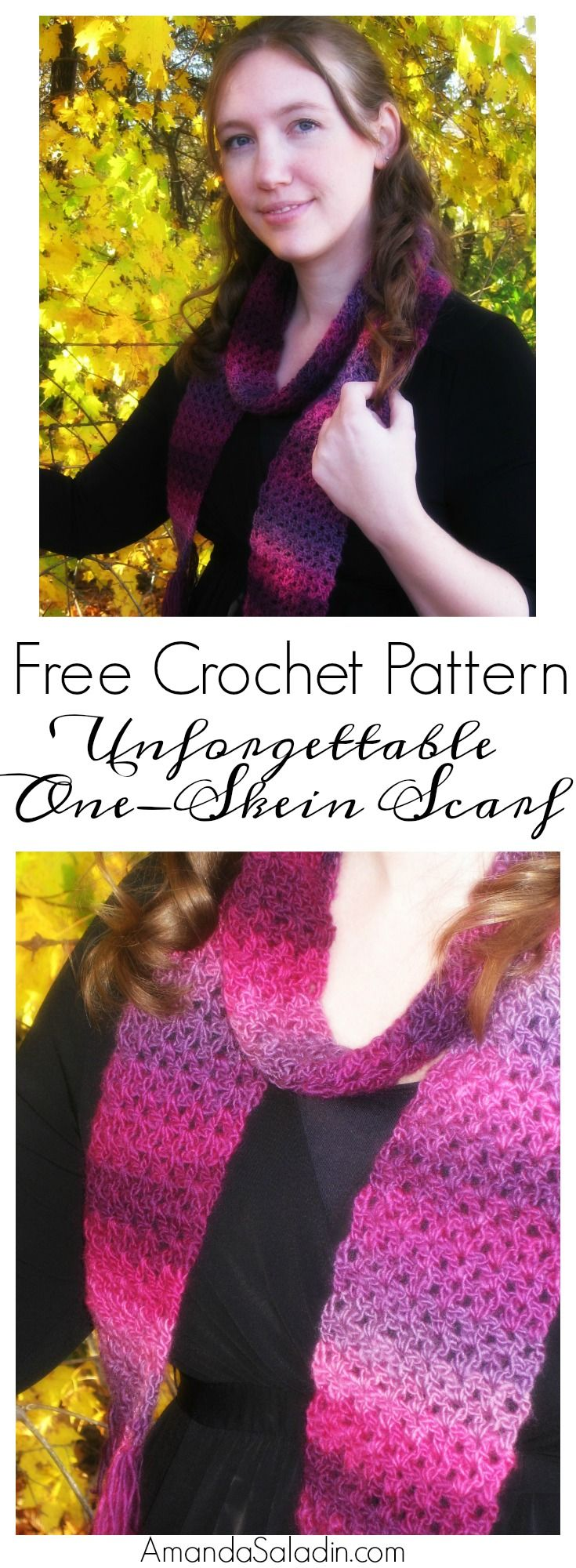 Over 100 projects on Ravelry for this FREE crochet pattern! I have to make this!  Video tutorial, too!