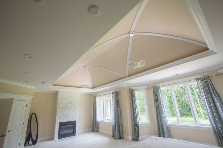 Upgrade a master suite with a decorative ceiling. With an extensive product line, Trim-Tex Drywall Products have the ability to make your vision a reality.