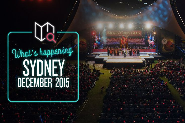 This summer's chock-full of fun in Sydney!