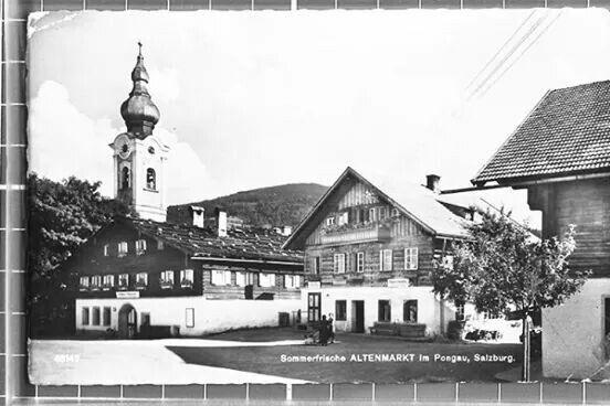 Altenmarkt im Pongau / Markterwirt