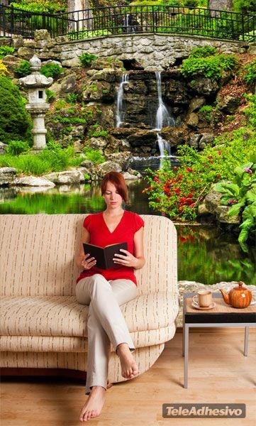 47 best fotomurales naturaleza images on pinterest for Jardin imperial