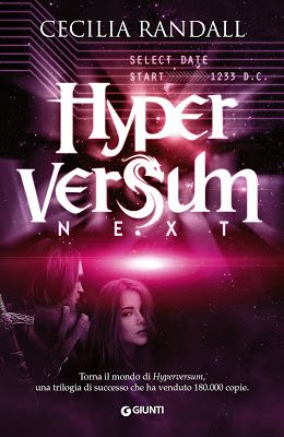 Leggere Romanticamente E Fantasy Anteprima Hyperversum Next Di Cecilia Randall
