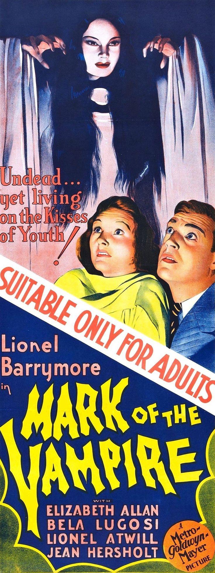 """MARK OF THE VAMPIRE"".  (1934)"