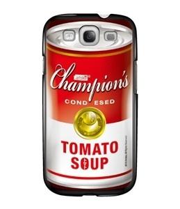 Carcasa Samsung I9300 Galaxy S3 Tomato Soup Uniq-Case